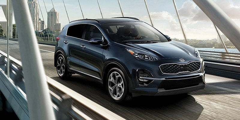 401 Dixie Kia - The 2021 Kia Sportage lives up to its name near Etobicoke ON